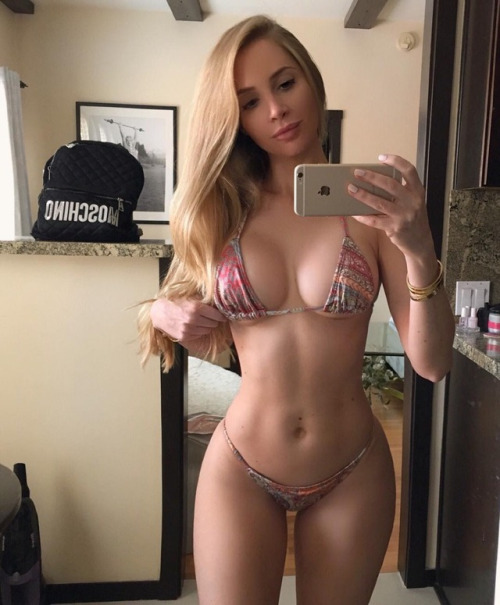 Cool blonde  - selfie